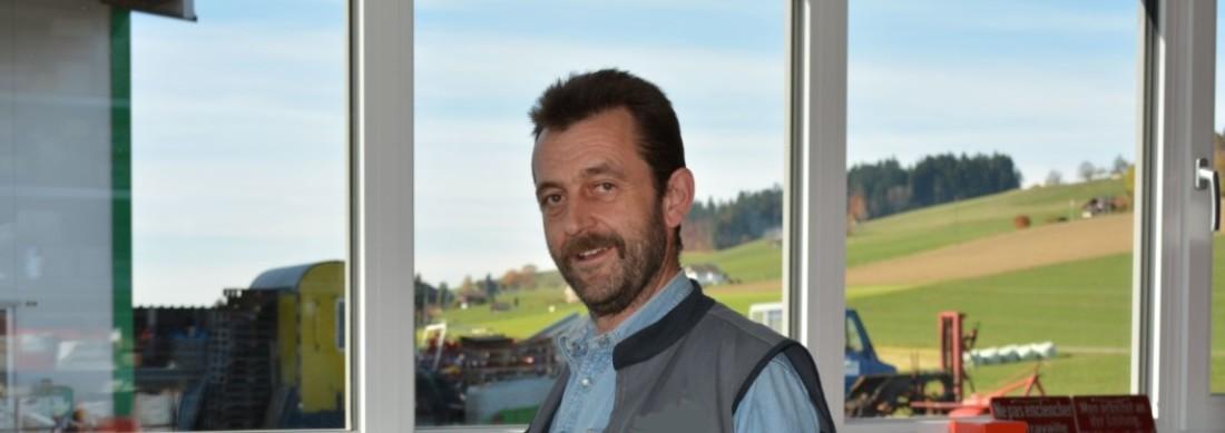 Thomas Zbinden, Inhaber, Leitender Monteur