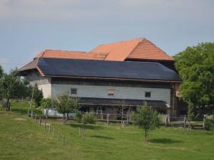 Aufdach Niedermuhlern 25kWp