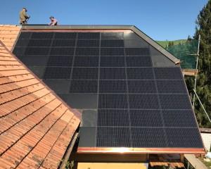 So schön kann eine Photovoltaikanlage sein